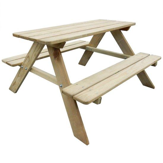 houtentafel